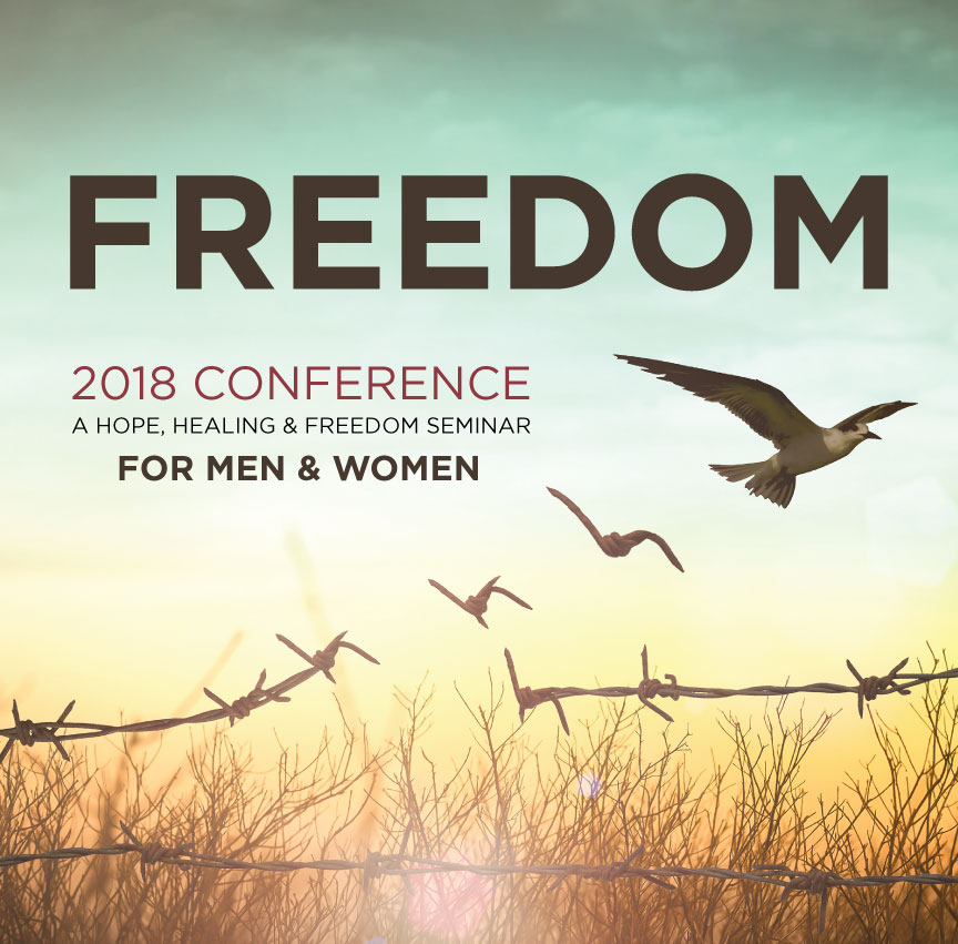Join us in 2018 - Freedom 2018 Conference