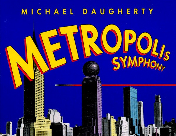 Brett Mitchell will lead The Cleveland Orchestra in Michael Daugherty's Metropolis Symphony on its 2016-17 family series.