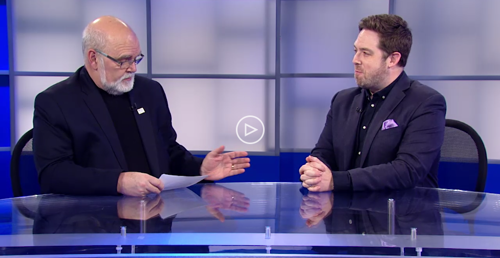 Brett Mitchell speaks with WCLV Classical 104.9's Bill O'Connell on this week's episode of WVIZ/PBS's  Applause .