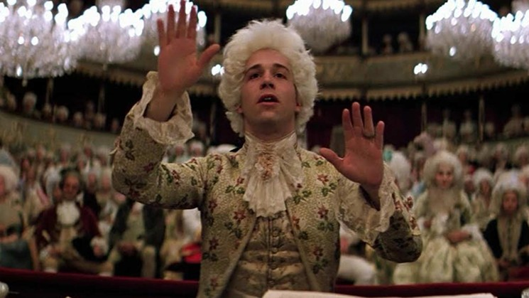 Brett Mitchell will lead the Colorado Symphony in the score of Milos Forman's classic film  Amadeus .
