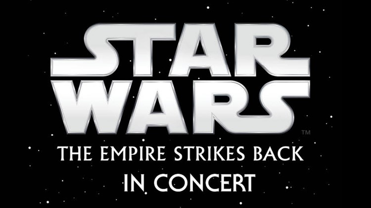 Brett Mitchell will lead the Colorado Symphony in John Williams's score for  The Empire Strikes Back  on March 23 and 24.
