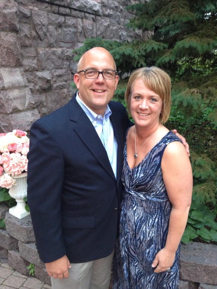 Representative Tim & Cherie Miller