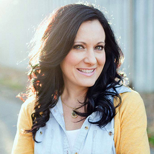 LYSA TERKEURST / New York Times bestselling author and president of Proverbs 31 Ministries