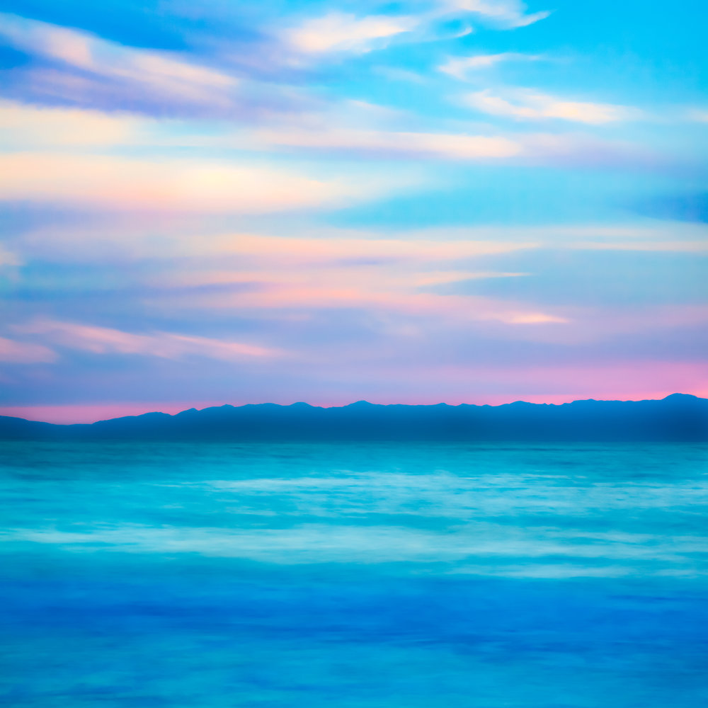 Seascape in Color by Will Pierce