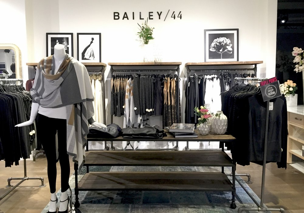$750 Gift Card to Bailey 44 + Styling consult with in-house buyer, Melissa Niednagel