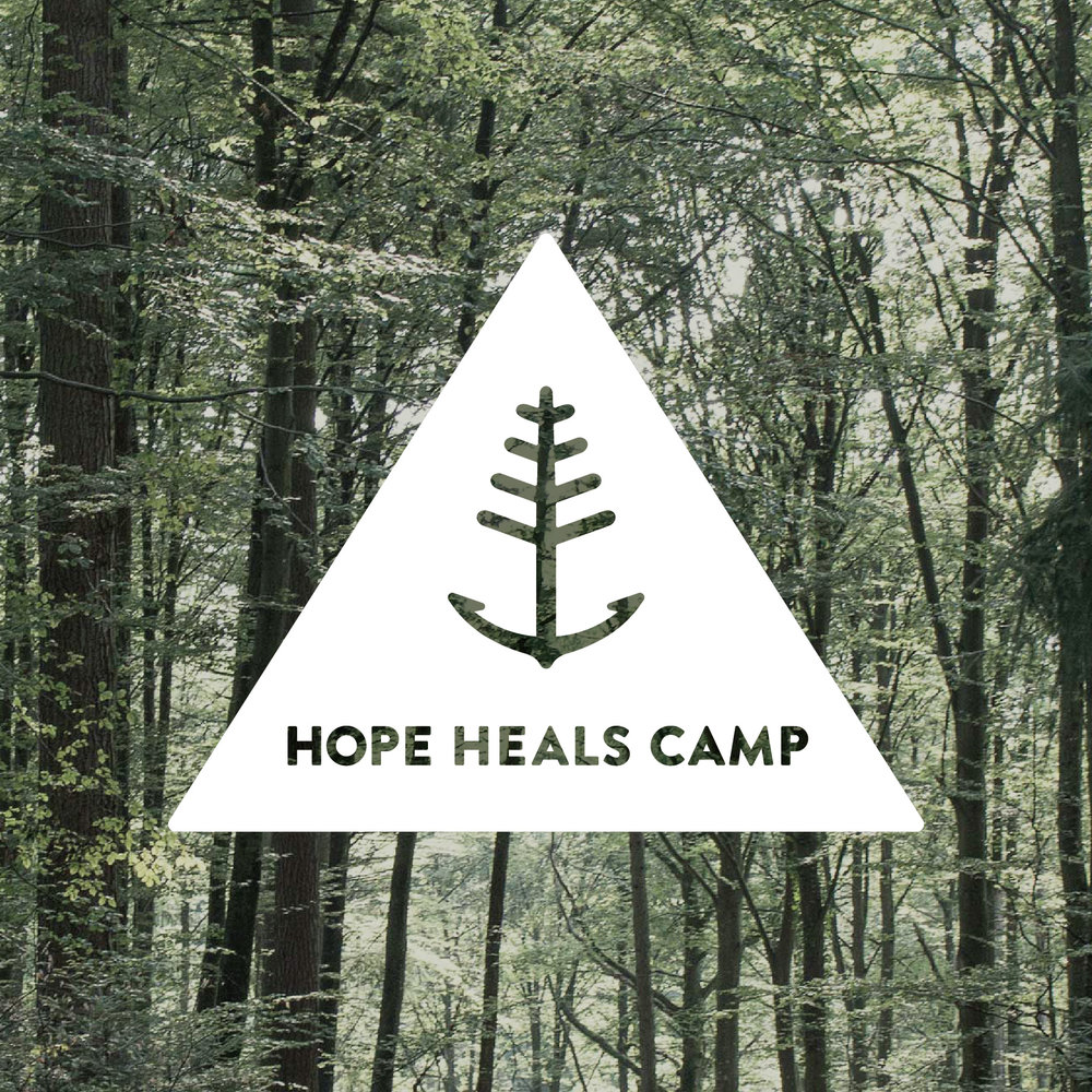 + Custom Logo designed by Charlotte Wyatt (graphic designer for HH Camp!) By Space Between Space + Personalized Stationery Set (25 cards and envelopes w/ your new custom logo) By Alissa Bell Press
