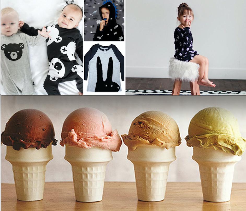 """Kids' Shopping Spree"" * Rabbit Ladders $50 Gift Card * Van Leeuwen Ice cream $50 Card"