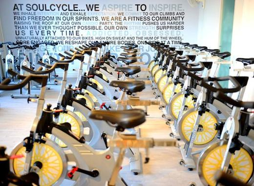 """""""Get Healthy"""" * 10 Sessions at Soul Cycle * Juice Served Here $50 Gift Card"""