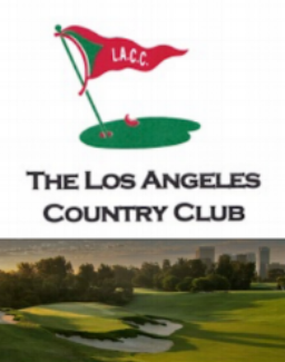 * 18-holes of golf for 3 at Los Angeles Country Club (top 20 courses in U.S.) By Marc Ackerman