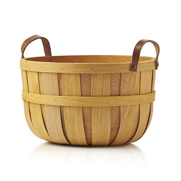 5. Orchard Basket