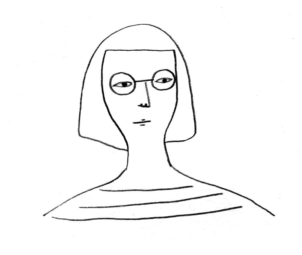 gal sketch '14