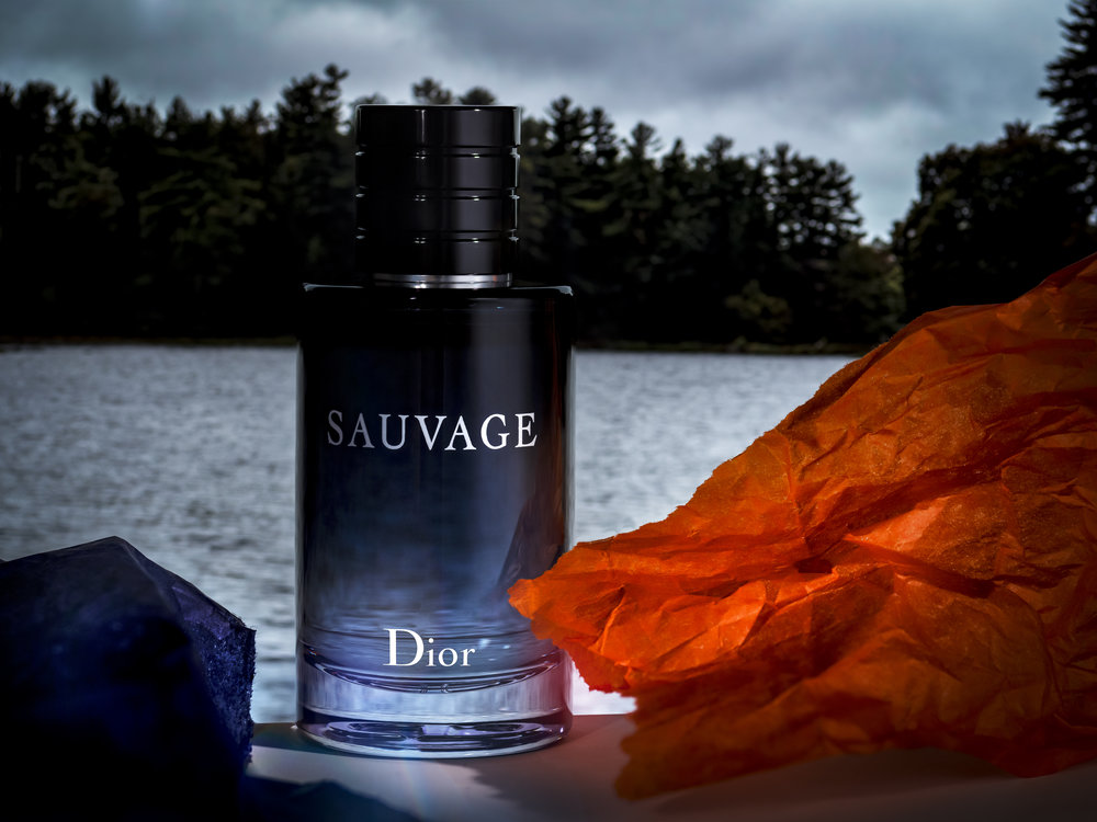 SAUVAGE DIOR / 2 IMAGES