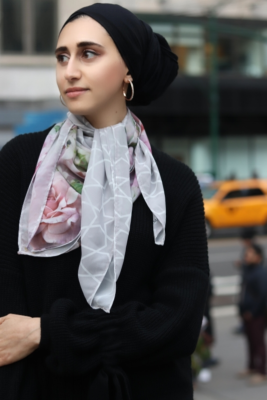 NYC-STREET MODEST STYLE