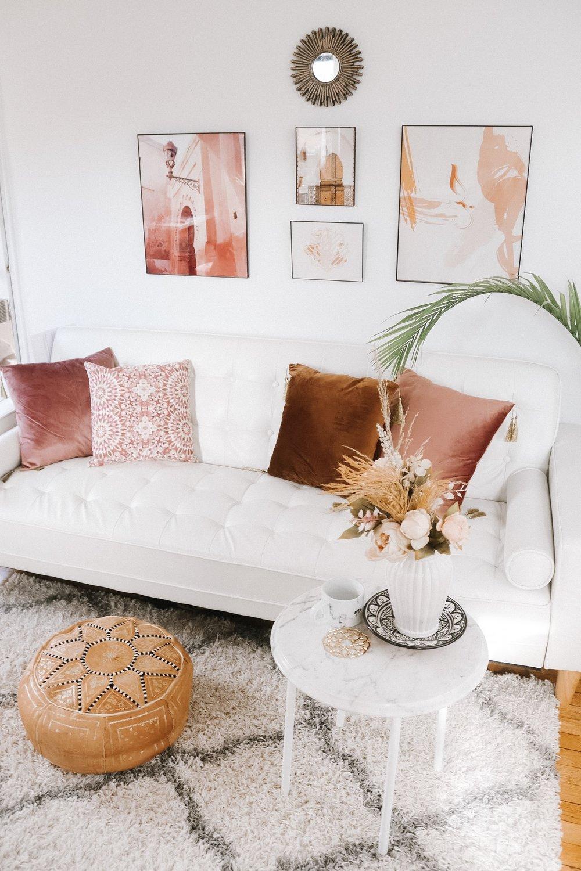 Bright Moroccan Decor for Small Spaces- Modern Moroccan Boho Decor Karama by Hoda Karama Interiors Karama Company
