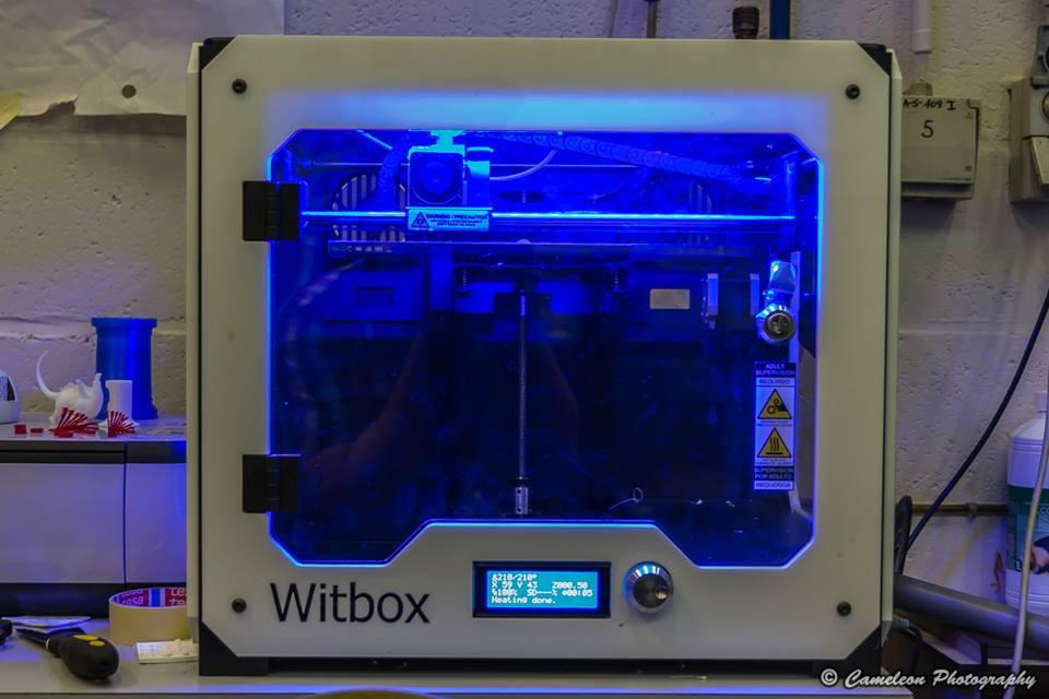 Impression 3D projet Fab Lab