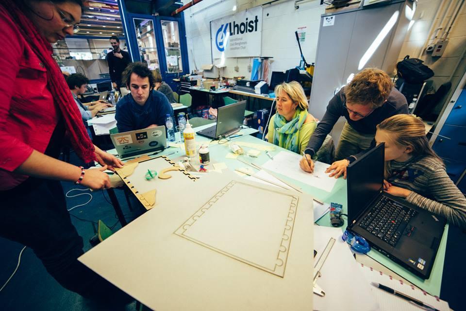 Atelier de prototypage avril 2016
