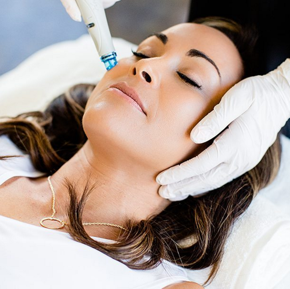 We offer HydraFacial! Check out our Spa Menu for more details.