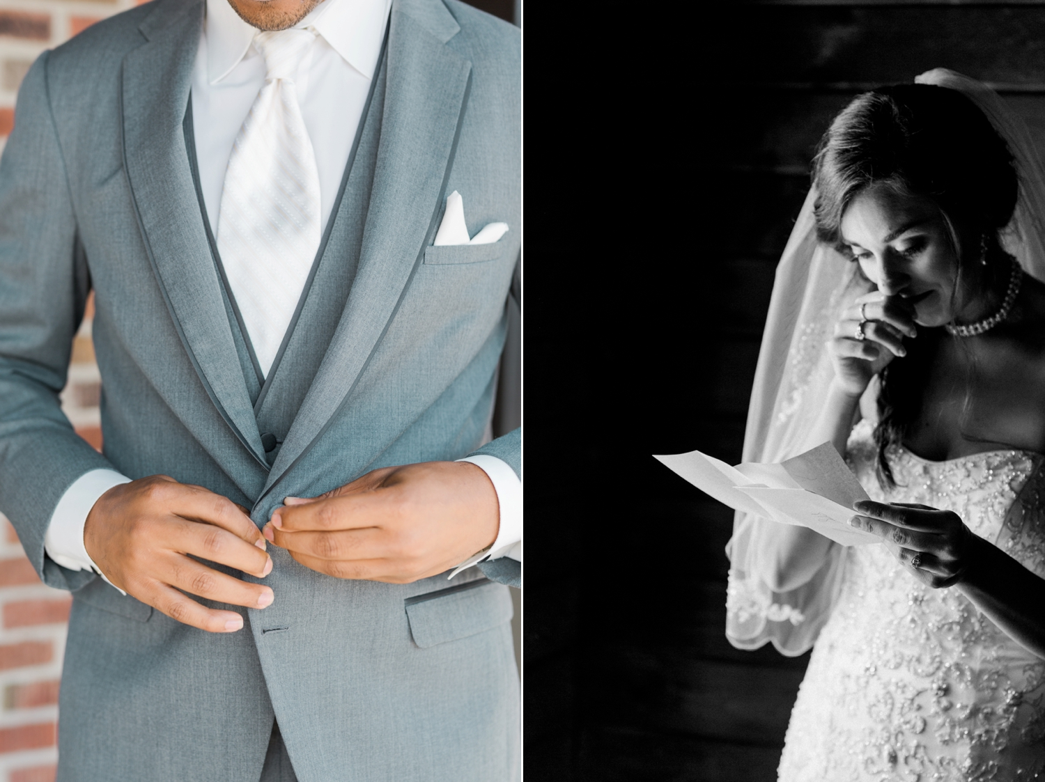 Lauren & Leighton (Blush & Ivory Wedding at Canal 337 in Downtown ...