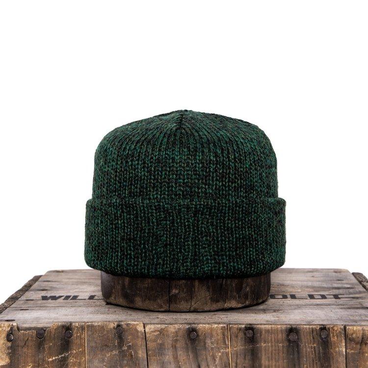 Upstate Stock Hunter Melange Ragg Wool Beanie — Narrative Space dacde901edb