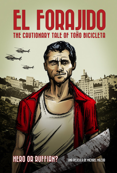 Documentary Feature  A documentary feature about Puerto Rico's most infamous fugitive, Toño Bicicleta, and the roles that media manipulation, police corruption, and colonial repression played in the transformation of a common criminal into a folkloric hero.