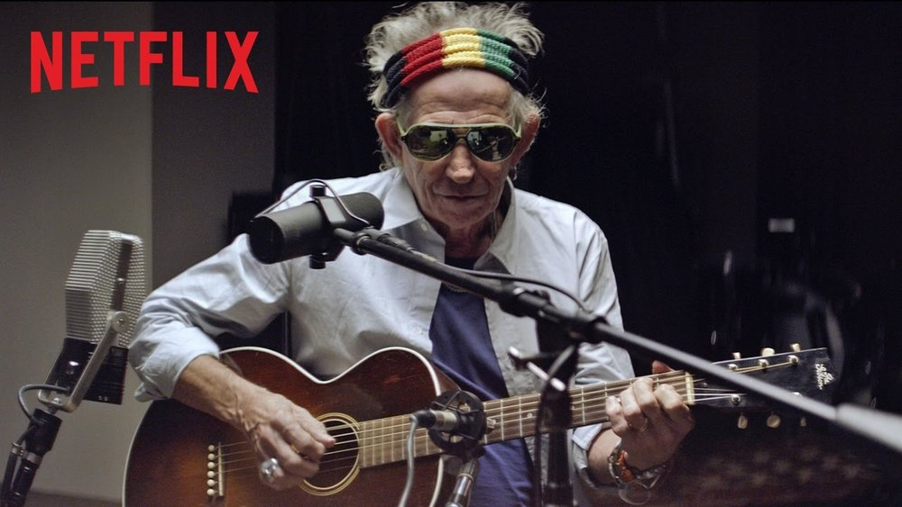 KEITH RICHARDS - UNDER THE INFLUENCE (2015)   Assistant Editor   This Netflix original documentary, directed by Oscar-winner Morgan Neville, takes viewers on a journey to discover the genesis of Keith Richards' sound as an artist.