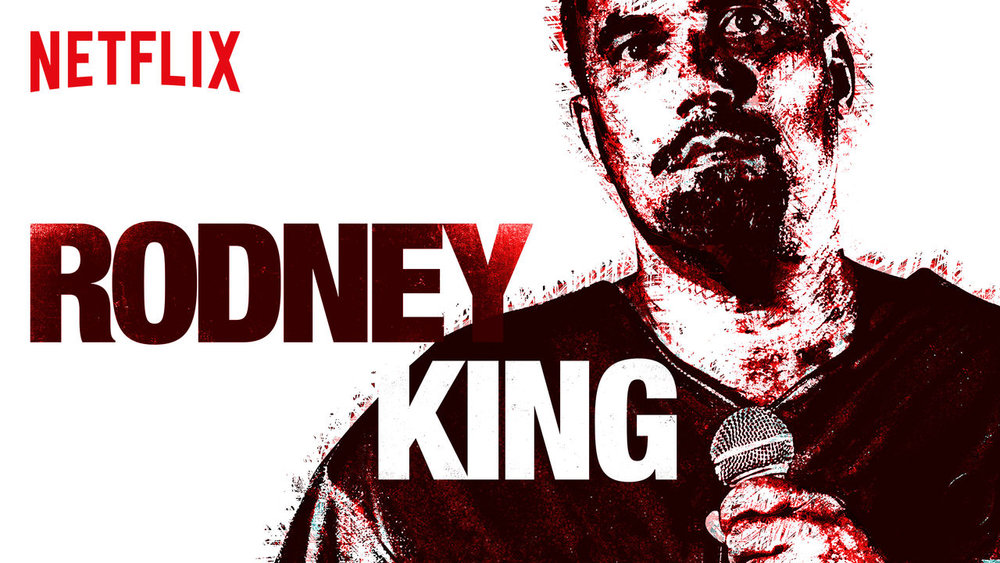 RODNEY KING (20  17)   Dailies Colorist   Roger Guenveur Smith gives voice to the man at the center of the brutal police beating that helped fuel the 1992 LA riots