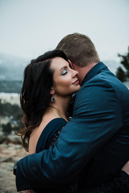 Colorado Elopement Intimate Wedding Photographers - The Drawhorns