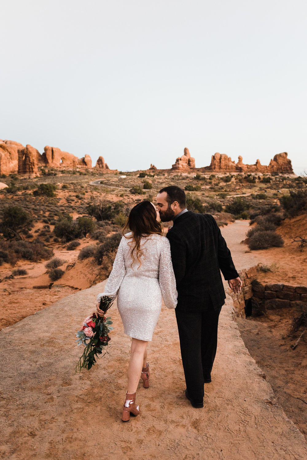 Bethany & Wade | Elopement in Moab