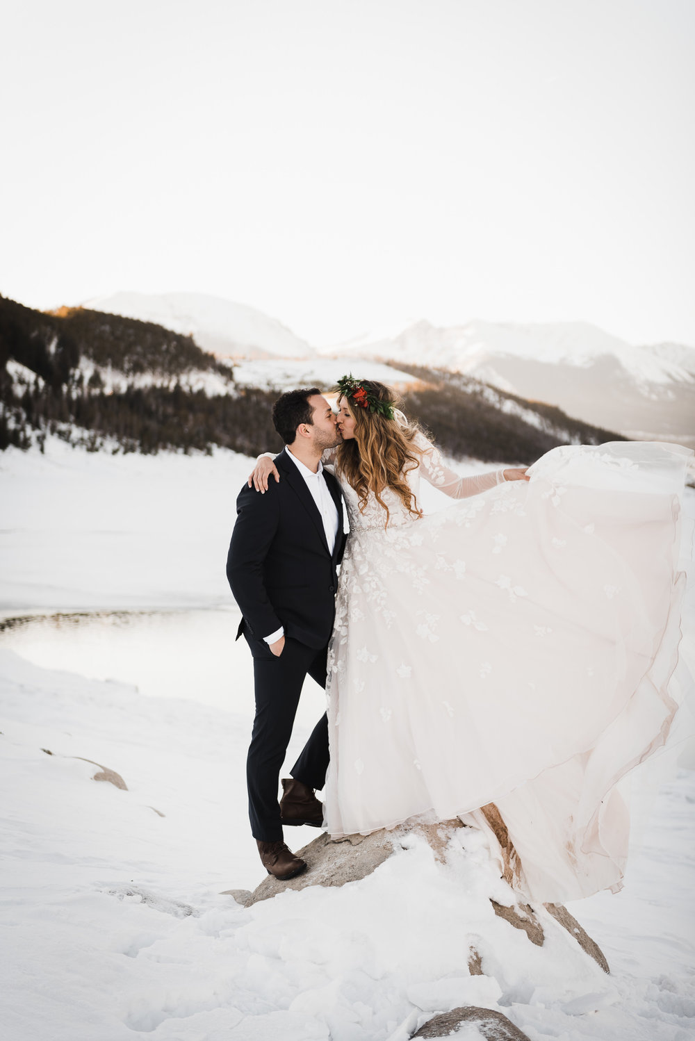 Jana & Mark | Elopement in Colorado