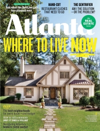 Atlanta Magazine March Issue