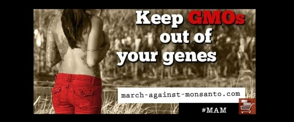 Keep GMOs out of your genes