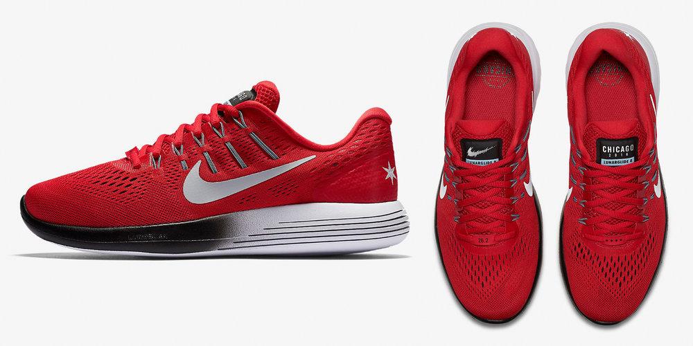 quality design 8bc31 55647 nike lunarglide chicago marathon 2016