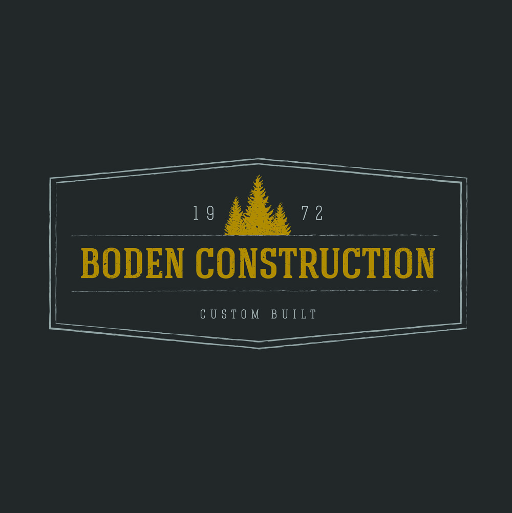 The Boden Story — Boden Construction