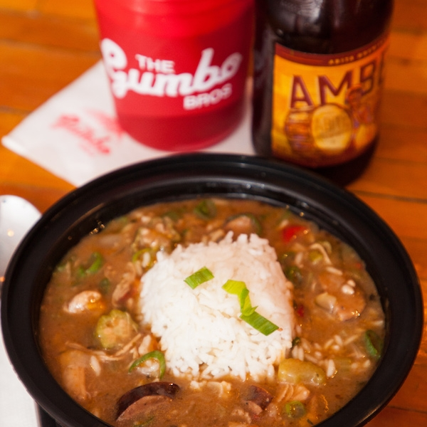 Best-selling gumbo, here you come