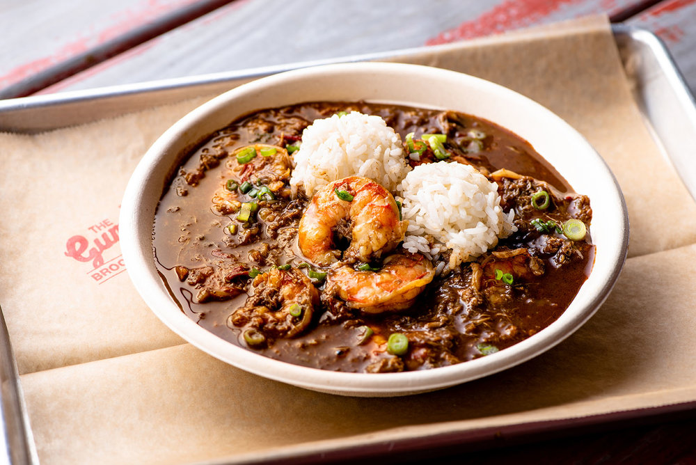 Serving the Best Gumbo in NYC