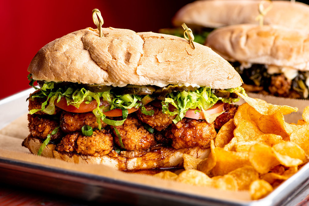 Authentic New Orleans Style Po Boys NYC