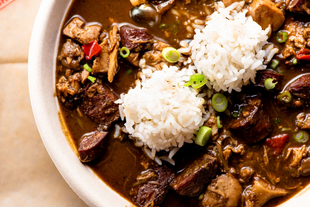 Best Gumbo in Brooklyn by the Gumbo Bros