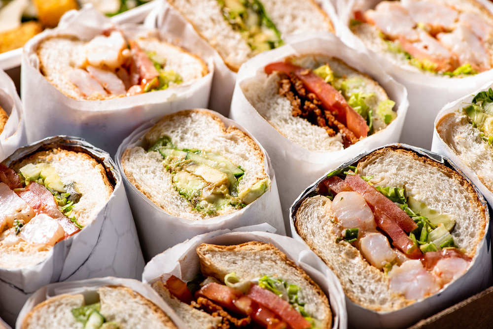 Louisiana Cajun Office Lunch Catering NYC