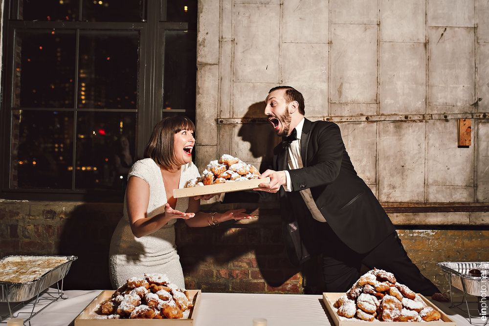 Full-Service Cajun Wedding Catering in NYC