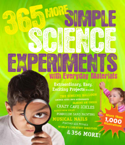 365 More Simple Science Experiments with Everyday Materials E. Richard Churchill, Louis V. Loeschnig, and Muriel Mandell Illustrated by Frances W. Zweifel Volume Two in Black Dog's best-selling Simple Science Experiments collection, 365 More Simple Science Experiments with Everyday Materials has a fresh new look at a great new price.