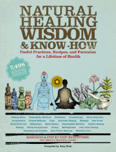 Natural Healing Wisdom & Know-How Useful Practices, Recipes, and Formulas for a Lifetime of Health Compiled by Amy Rost A complete home reference for natural and alternative health and healing—from acupuncture to herbs to yoga—in the same bestselling format of the Wisdom & Know-How series.