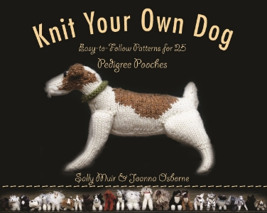 Knit Your Own Dog Easy-to-Follow Patterns for 25 Pedigree Pooches Sally Muir and Joanna Osborne Knit the dog you've always wanted! From a spotted Dalmatian to a wrinkly Bulldog, the step-by-step patterns in Knit Your Own Dog cover 25 distinct breeds!