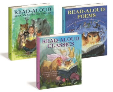 The Read-Aloud Series Reformatted and redesigned, these three books in Black Dog's popular Read-Aloud series collect the most beloved stories, fairy tales, poems, legends, and myths of children's literature.