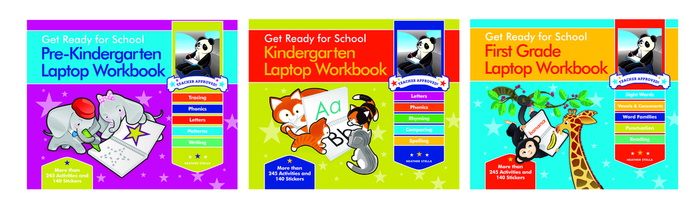 Get Ready for School Series — Black Dog & Leventhal Publishers