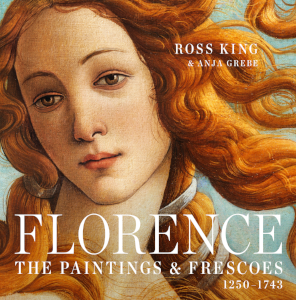 Florence: The Paintings & Frescoes This is the most comprehensive book on the paintings and frescoes of Florence ever undertaken, with more than 2,000 beautifully reproduced artworks from the city's great museums and churches-produced in the same manner as Black Dog & Leventhal's The Louvre and The Vatican.Ross King, Anja Grebe