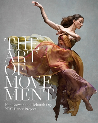 The Art of Movement Ken Browar, Deborah Ory A stunning celebration of movement and dance in hundreds of breathtaking photographs of more than 70 dancers from American Ballet Theater, New York City Ballet, Alvin Ailey American Dance Theater, Martha Graham Dance Company, Boston Ballet, Royal Danish Ballet, the Royal Ballet, and many more.