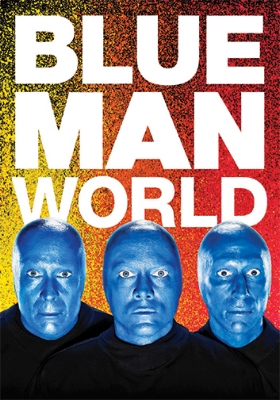 Blue Man World Blue Man Group The first-ever Blue Man Group book, published on the occasion of their 25th anniversary. As entertaining and hilarious as the show itself, Blue Man World reveals everything you ever wanted to know about the Blue Men, but couldn't get them to tell you.
