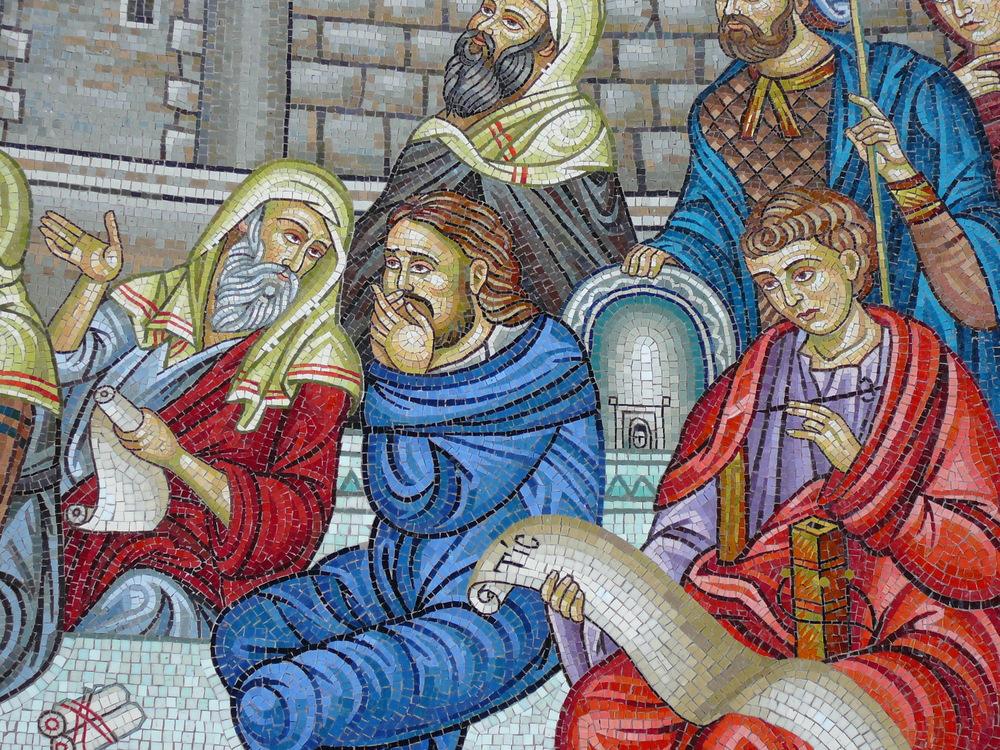 THE MEN OF MACEDONIA LISTENED TO PAUL