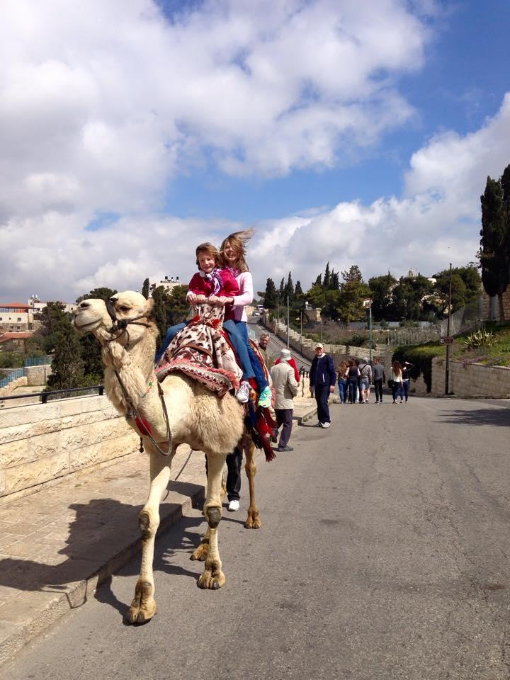 Camel ride - CO Springs Israel 2015.jpg