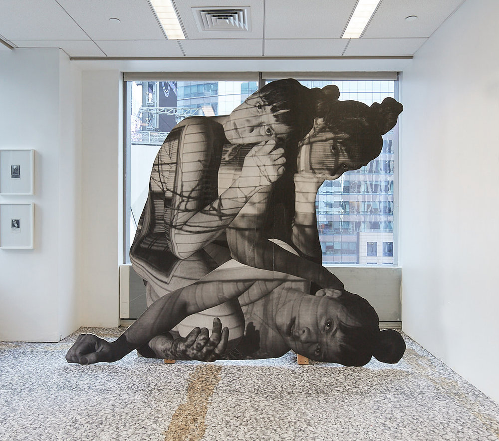 Li'l Wolf Circle Facade, 2017